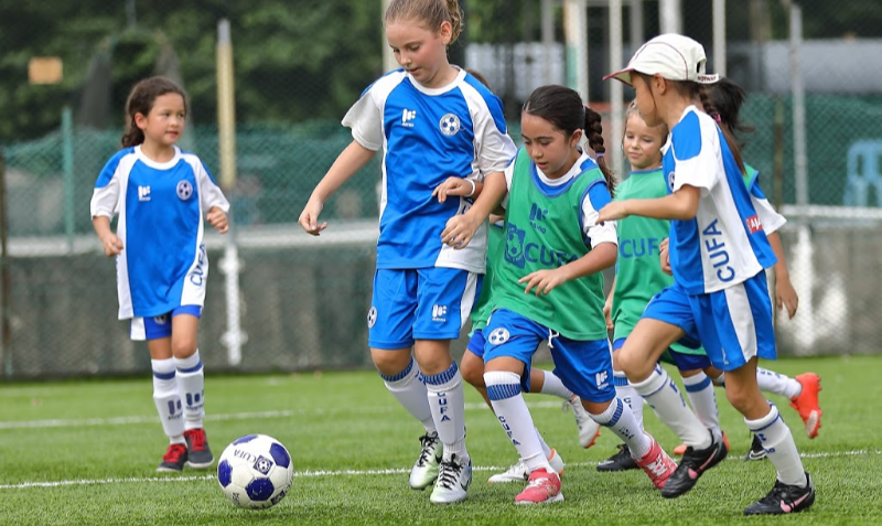 5 REASONS WHY CHILDREN STOP PLAYING TEAM SPORT