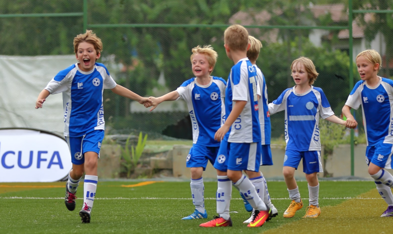 WHAT ARE THE BENEFITS OF STARTING SPORTS AT A YOUNG AGE?